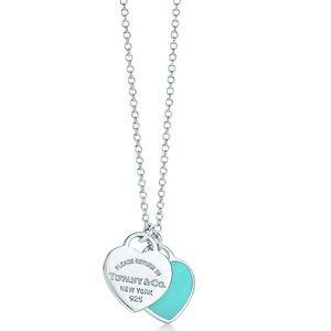 Tiffany heart necklace